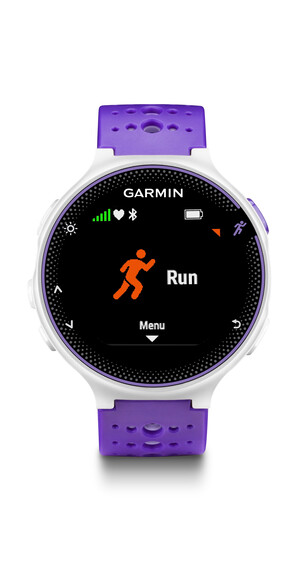 Garmin Forerunner 230 HR Pulsur inkl. Premium HF-bælte violet